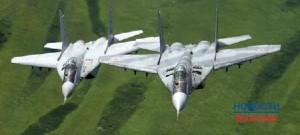 МиГ-29СМТ.