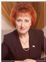 Галина Кудрявцева.