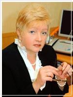 Ольга Терновых.